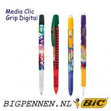 BIC® Media Clic grip digital potlood