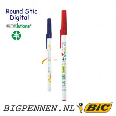 BIC® Round Stic® Digital ECOlutions® balpen