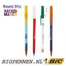 BIC® Round Stic® balpen