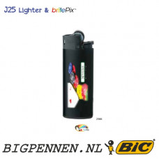 BIC® J25 aansteker mini All Black