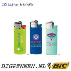 BIC® J25 aansteker mini standard en pastel