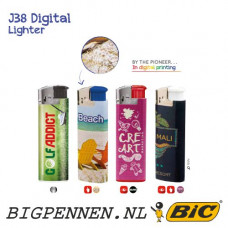 BIC® J38 aansteker maxi electronic digital