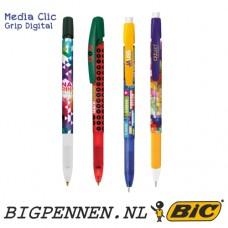 BIC® Media Clic grip digital balpen